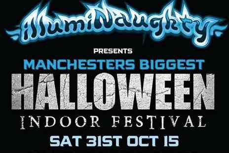 Stonegate - Illuminaughty Lost City  Halloween Indoor Festival and After Party Tickets - Save 0%