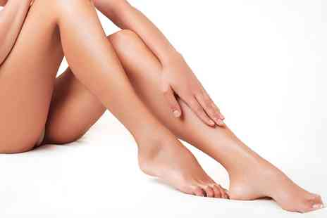 Depilex Health and Beauty - Three Sessions of eLase Motif Laser Hair Removal  - Save 86%