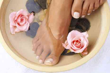 Design One - 45 Minute Feet Pampering Session - Save 0%