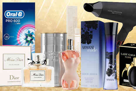 clear chemist - Mystery Fragrance and Beauty Box  Dior, Armani, Jean Paul Gaultier and More - Save 0%