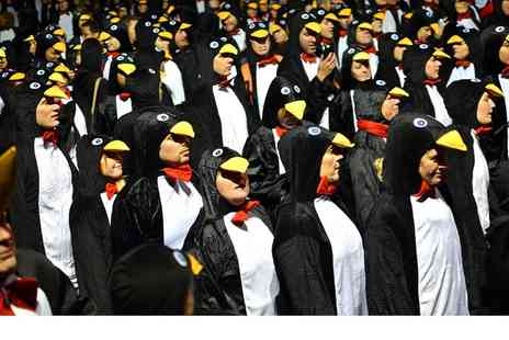 Richard House Childrens Hospice - Take part in a charity Penguin Waddle   - Save 72%