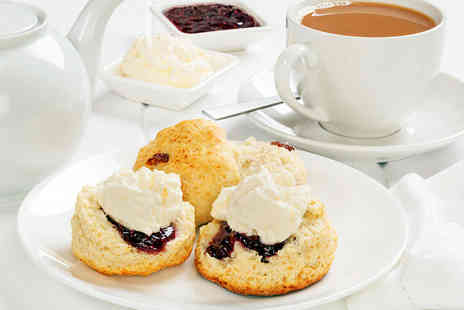 College Lake  - Countryside Cream Tea for Two  - Save 29%