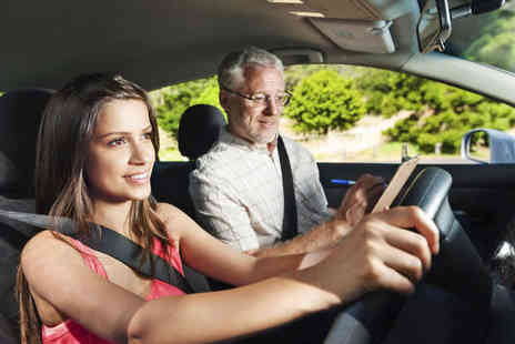 Steve's Driving School Sheffield - Three, One Hour Driving Lessons - Save 89%