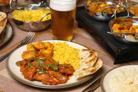 Haveli Restaurant - Two Course Indian Meal With Sides - Save 62%