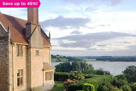 Barnsdale Hall Hotel - One night Quintessential Spa Stay in Rutland - Save 45%