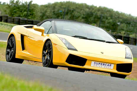 Supercar Drive Days - Supercar Driving Experience in a Car of Your Choice - Save 0%