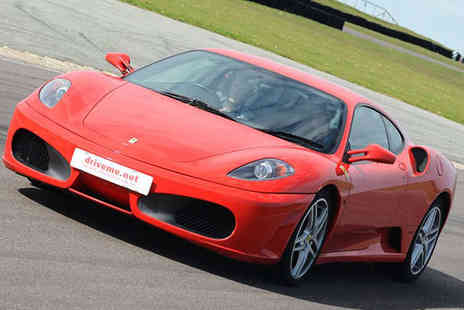 driveme.net - Supercar Driving Experience with 4x4 Off Road Experience for One Adult - Save 0%