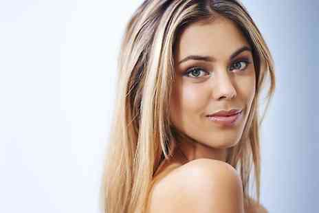 Uppercut Hair Salon - Wash, Cut, Restyle and Blow-Dry With Half Head of Highlights With Becki  - Save 50%