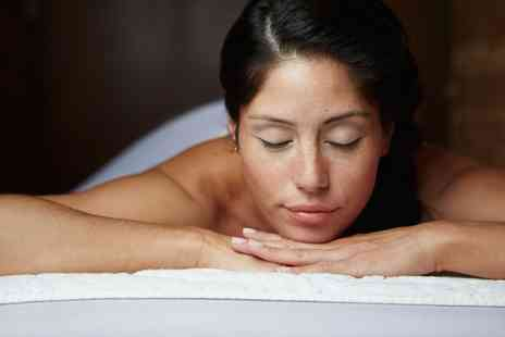 Palace Spa and Beauty -  Warm Bamboo Back Neck and Shoulder Massage - Save 0%
