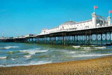 Brighton Hotel Umi - One or Two Nights Stay For Two With Breakfast  - Save 51%