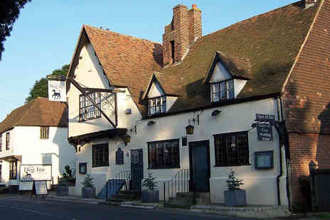 The Dog Inn - One Night stay for Two including dinner sparkling wine and breakfast - Save 54%
