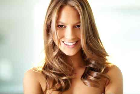 Heaven Hair - Cut and Blow Dry With Optional Conditioning - Save 64%