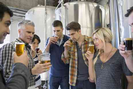 Love Brewing  - Home Brewing Class - Save 73%