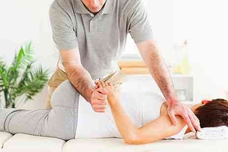 Atlas Wellness Centre - Chiropractic Consultation with Up to Four Treatments - Save 95%