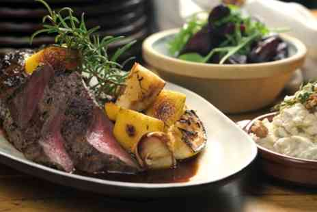 The Command House - Sunday Roast for Two or Four  - Save 55%