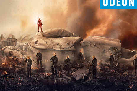 ODEON Cinemas - One ticket to an advance preview screening of the Hunger Games Mockingjay, Part 2 - Save 0%