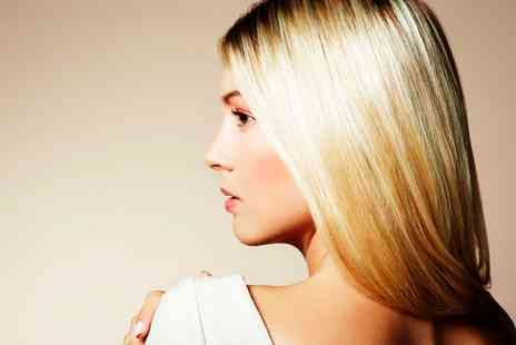 Mi Vida - Cut and Blow Dry or Half Head Highlights and Conditioning Treatment - Save 58%