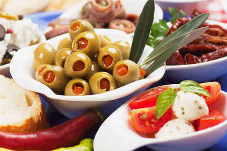 Something Else - Five Tapas Dishes to Share for Two Tapas Dishes to Share for Four - Save 53%
