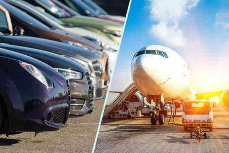 Purple Parking - Airport parking at a choice of six UK airports with Purple Parking - Save 0%