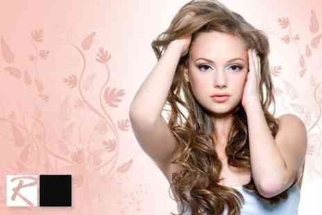 Revive - Full Head of Colour or Highlights Plus Cut, Blow Dry and Conditioning Treatment for £43  - Save 61%