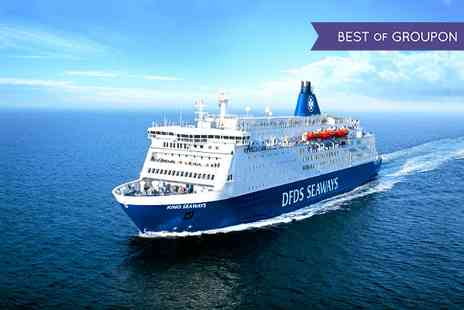 DFDS Seaways   - Two Night stay with Return Mini Cruise For Two With £10 On Board Spend Voucher   - Save 0%
