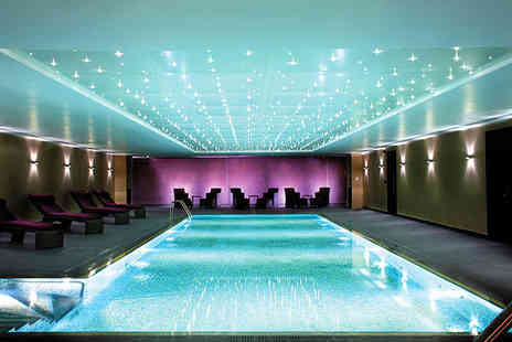 Kallima Club and Spa  - Kallima Luxury Spa Day with Two Treatments and Champagne Afternoon Tea - Save 39%