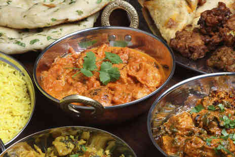 Midnight Moon - £20 Pay £9 to Spend on Indian Food and Drink Between Two - Save 55%