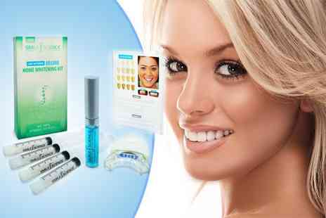 Face London - Deluxe home teeth whitening kit   - Save 85%