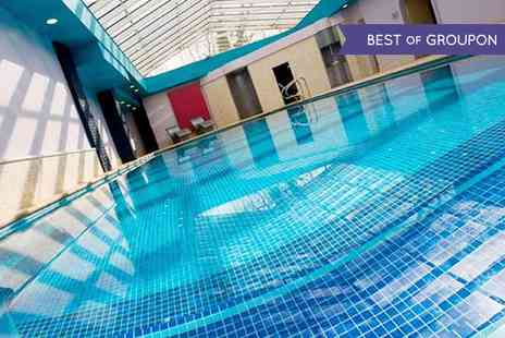 The Oxford Belfry - Spa Visit For Two With Refreshments - Save 0%
