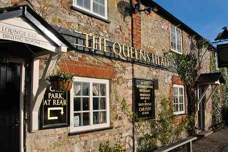 The Queens Head Hotel - One or Two Nights stay For Two With Breakfast - Save 0%