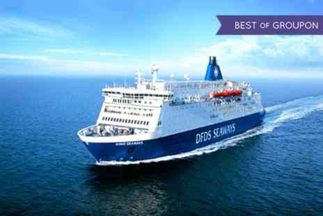 DFDS Seaways  - Two Night Mini Cruise stay For Two With £10 On Board Spend Voucher  - Save 0%