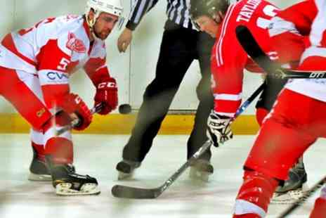 Haringey Racers - Tickets to a choice of Haringey Racers ice hockey matches  - Save 50%
