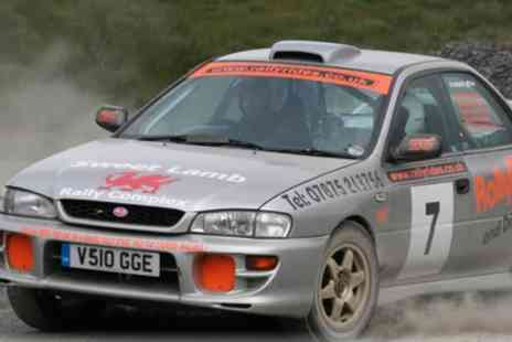 Rally Rides - Extreme Sideways Subaru Ride or Gravel Rally Extreme Experience  - Save 0%