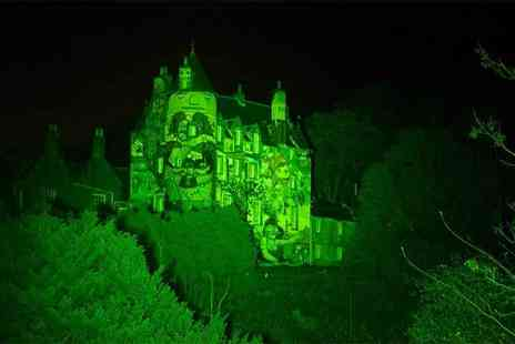 Kelburn Castle and Country Centre - Entry to Kelburn Castles Haunted Halloween Forest on 30th 31st Oct - Save 31%