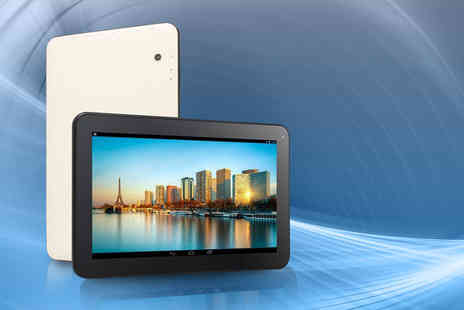 "eGlobal Shoppers - 10.1"" quad core Android tablet - Save 70%"