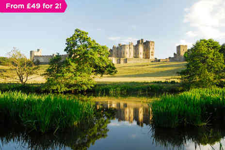 The Queens Head Hotel - One or Two night stay in Dramatic Northumberland - Save 0%