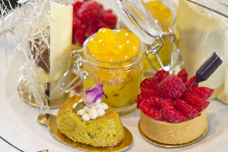 The Park Lane Hotel - Afternoon Tea for Two with Optional Champagne - Save 34%
