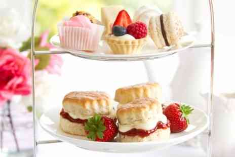 Dillons Tea House - Afternoon Tea For Two - Save 45%