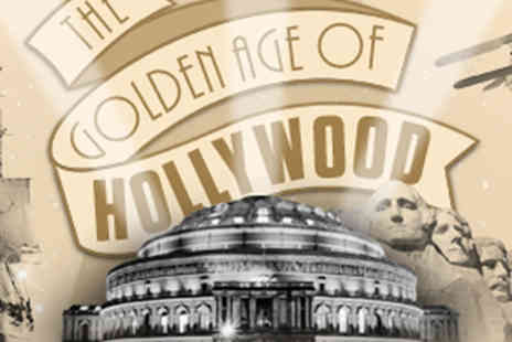 Royal Philharmonic Orchestra - Golden Age of Hollywood Tickets - Save 49%