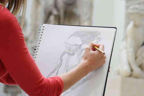 Sketchout - Full Day The Fundamentals of Drawing Workshop - Save 59%