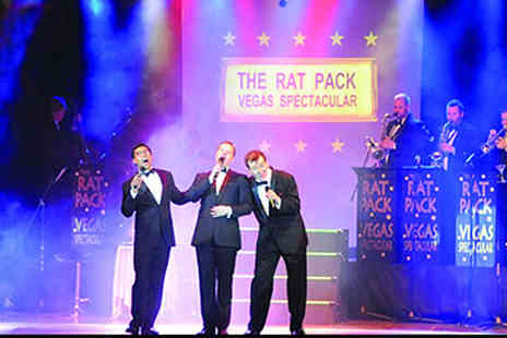 Blackpool Entertainment Company - Tickets to The Rat Pack Vegas Spectacular Show - Save 41%