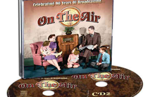 Memory Lane Media - On the Air Two CD - Save 20%