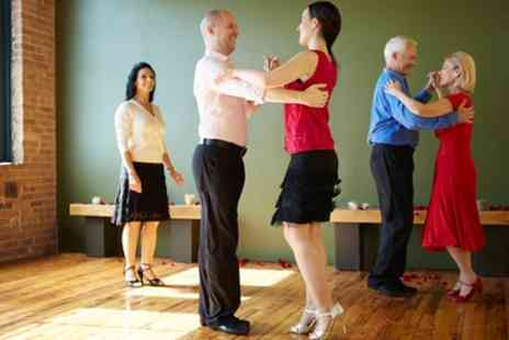 City Salsa - Two, Five or Ten 90 Minute Classes - Save 73%