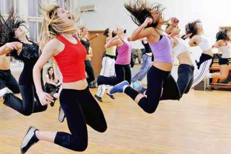 Zumba Experience - Six Classes of Zumba - Save 67%
