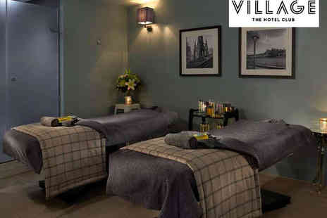 VILLAGE Hotels - Spa Day with Use of Facilities, Towel, Robe, and Slipper Hire, and One - Save 0%