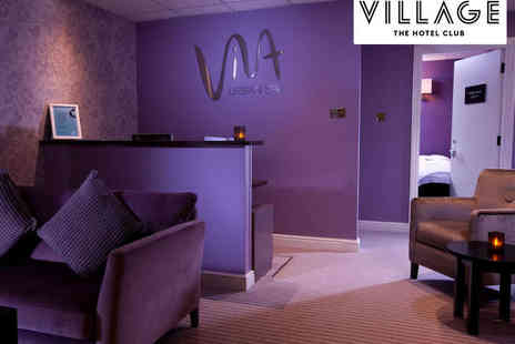 VILLAGE Hotels - Spa Day with Use of Facilities, Towel and Robe Hire, and One - Save 0%