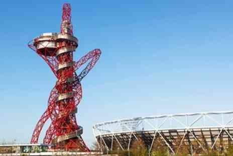 Achelor Mittal Orbit -  Climb the ArcelorMittal Orbit in 2012 Olympic Park - Save 30%