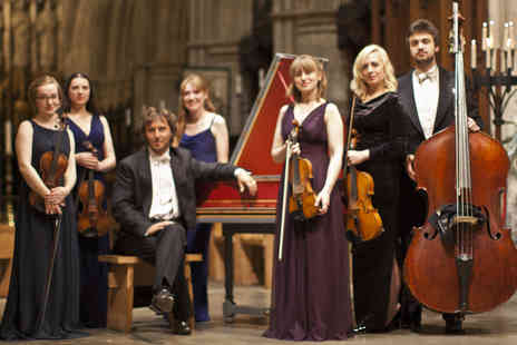 London Concertante - Viennese Christmas Spectacular by Candlelight - Save 41%