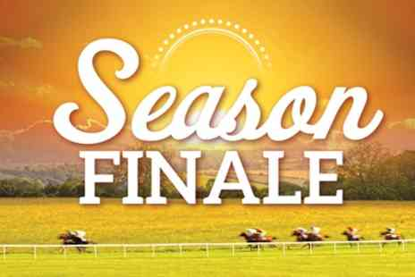Bath Racecourse - Ticket to Season Finale at Bath Racecourse  on 18 October - Save 47%