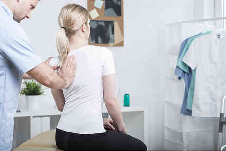Imperial Health - Chiropractic examination, results analysis and two treatments  - Save 82%